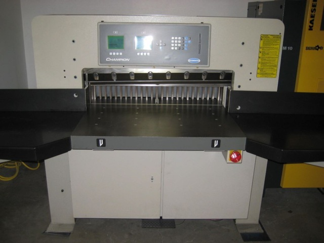 2000 Challenge 370 XG Paper Cutter***SOLD***