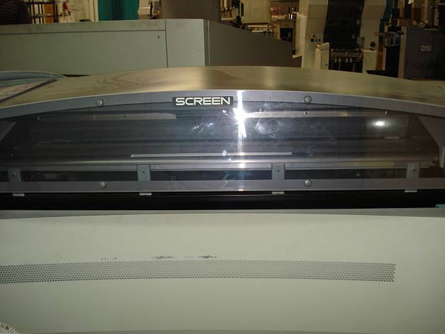 2001 Screen PTR 8000