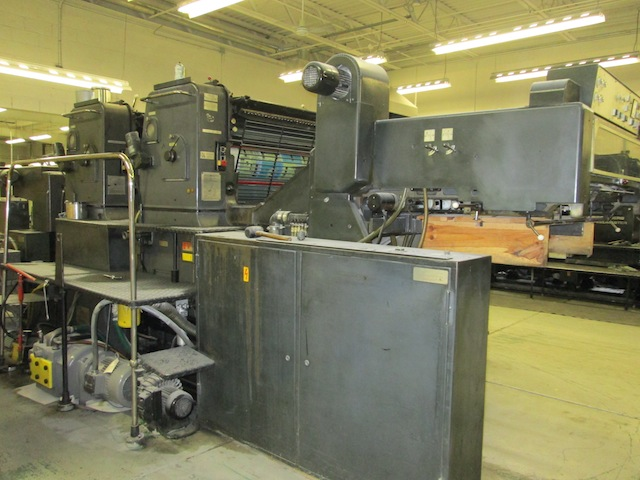 1979 Heidelberg 102 ZP **HOT**