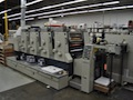 1995 Komori Lithrone 428