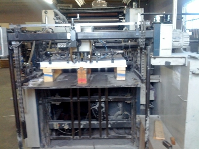 1989 Komori Lithrone 540 Usa Printing Machines